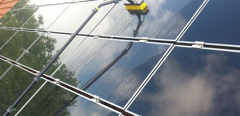 Gebäudereinigung Thormann Solaranlagenreinigung