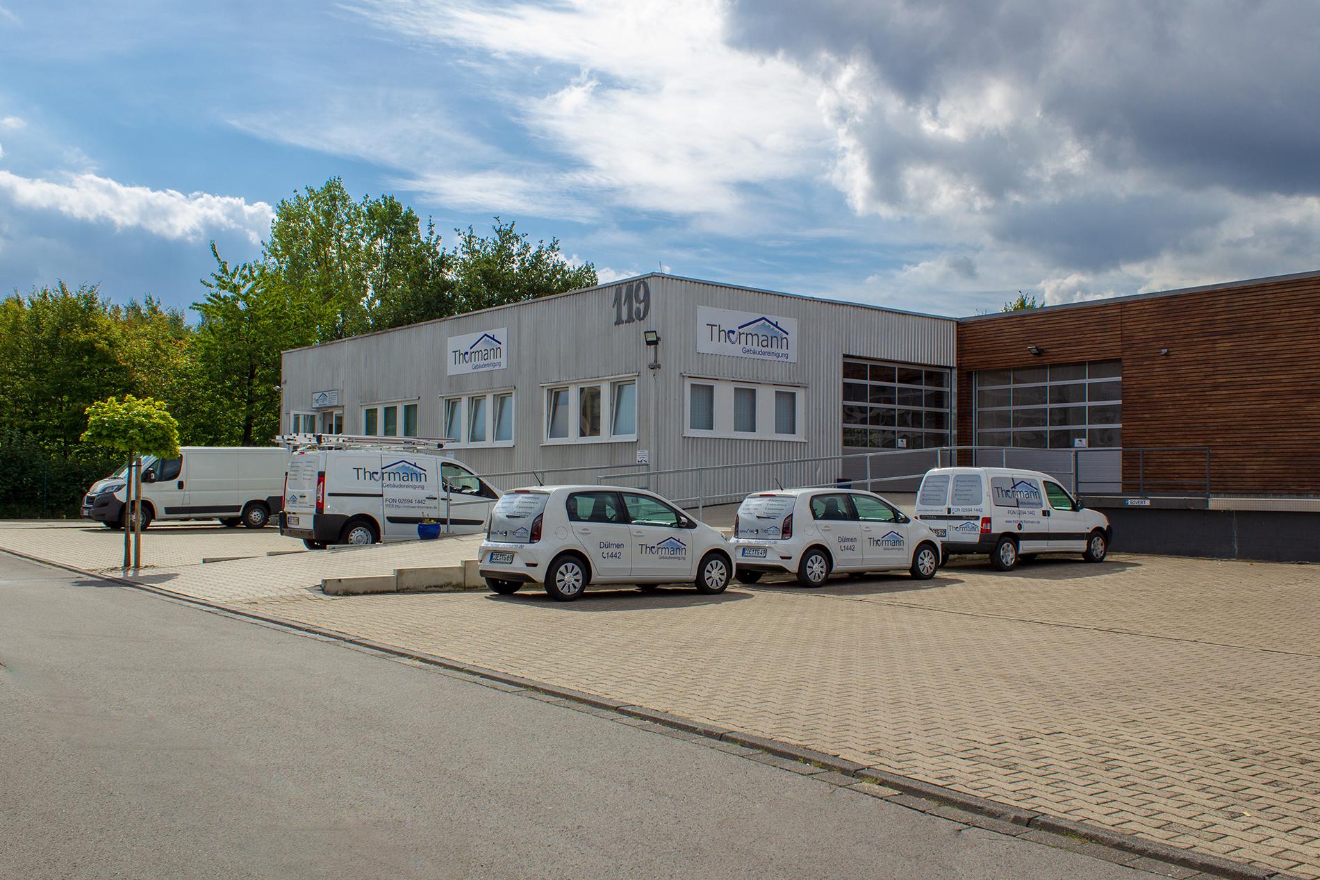 Thormann Gebäudereinigung Dülmen Coesfeld